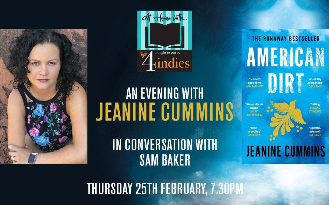 An Evening with Jeanine Cummins – Amercian Dirt