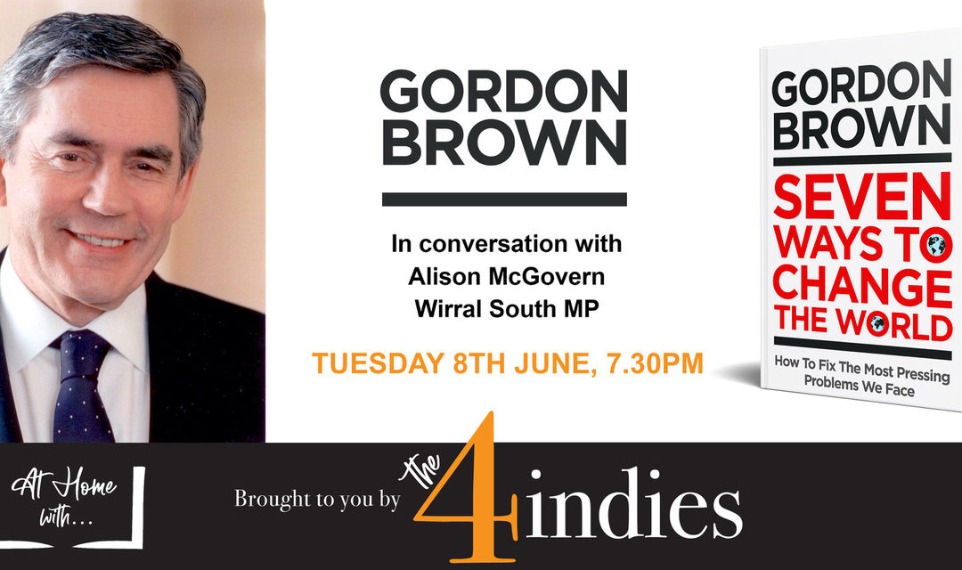 At Home with Gordon Brown