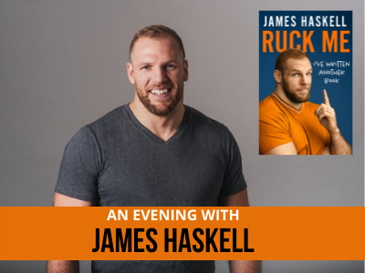 An Evening with James Haskell
